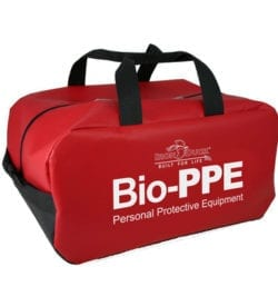 Bio PPE Bag UP Impervaguard36025-UP