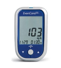 EvenCare G2 Blood Glucose System
